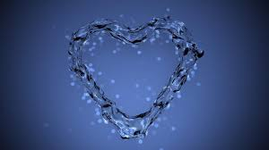 water love hearts wallpaper 79909