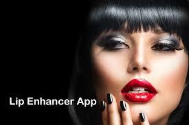 7 free lip editor app to make lips bigger