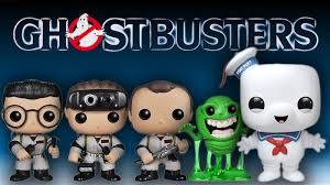 Ghoul Hunting Vinyl Figurines Ghostbusters Figures