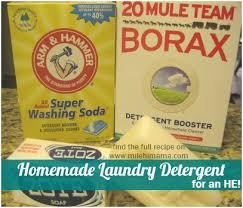 make homemade powder laundry soap