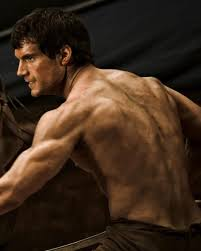 henry cavill workout routine t