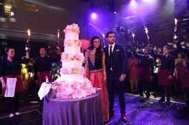 asian indian wedding cakes in london