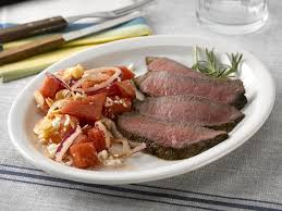 london broil in oven without broiler pan