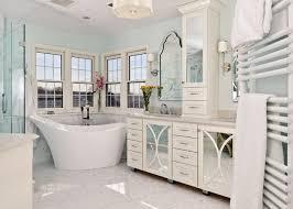 no tub for the master bath good idea