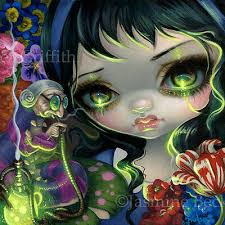 fairy faces 238 jasmine becket griffith