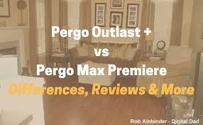 pergo outlast plus vs pergo max