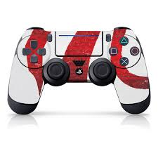 Ps4 Controller Skin Tech Decals God Of War Mark Of Kratos