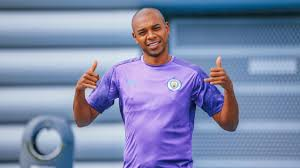Training: Fernandinho returns!