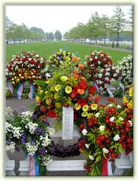AWON Netherlands Memorial Day Wreath Laying 5/04