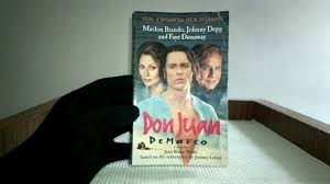 Found this book Don Juan DeMarco. It is based on the screenplay by ...