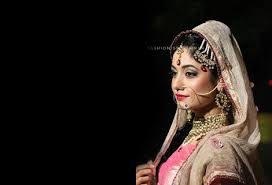 the history of indian bridal makeup