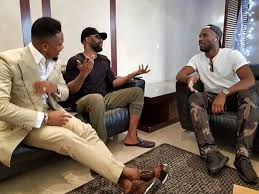 Eto'o, Fally et Drogba. 😍😍😍 - KongossBar VIP Authentique | Facebook