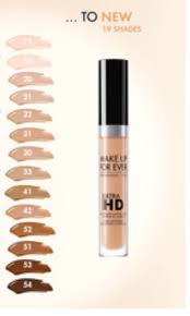 makeup forever ultra hd shades
