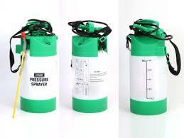 5l Pressure Sprayer With Mannometer Travis Perkins