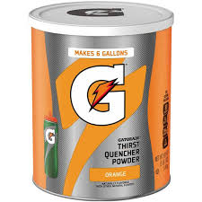 gatorade powder mix nutrition facts