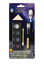 the addams family wednesday makeup kit
