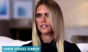 Who Is Lauren Scruggs Kennedy, Propeller Survivor on 'People Icons'?