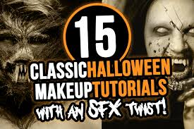 15 clic halloween makeup tutorials