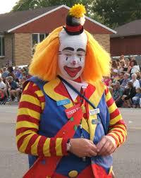european auguste clown makeup