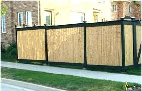 Necessary Details For Screen Fencing The Basics