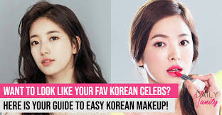 korean makeup tutorial for beginners