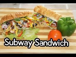 subway sandwich veggie delight easy
