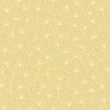 brewster wallcovering blomma yellow
