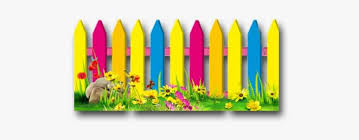 Fence Cliparts Colorful Fence Clipart Png Image Transparent Png Free Download On Seekpng