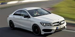 Mercedes may dip into motorsports with CLA 45 AMG | Driving
