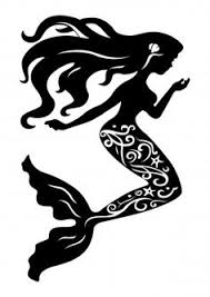 Vinyl Designs Decals The Southern Salty Mermaid C Laser Me This Gift Co C