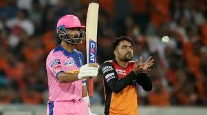 IPL 2019, SRH vs RR highlights ...