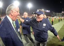 Link between Jack Swarbrick, Brian Kelly drives Notre Dame football