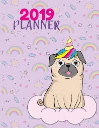 planner weekly dated inspirational quotes rainbow