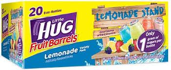 lemonade variety pack little hug