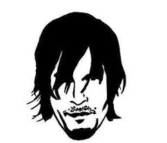 Daryl Dixon Walking Dead Vinyl Car Laptop Window Wall Decal Mymonkeysticker Com