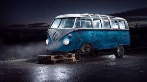dark volkswagen blue vehicle car