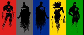 justice league desktop background on