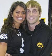 Here a picture of Adam Haluska's girlfriend