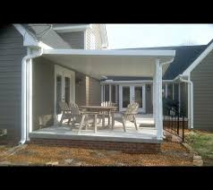 traditional aluminum diy patio cover kits