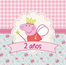 Resultado De Imagen Para Peppa Pig Fiesta De Cumpleanos De Peppa