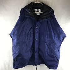mens rugged exposure nylon rain jacket