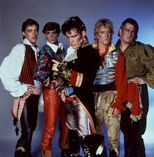 Adam and the Ants (Merrick (Chris Hughes); Terry Lee Miall; Adam Ant; –  National Portrait Gallery