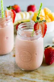 tropical smoothie recipe fruit