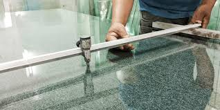 tempered glass table tops custom cut