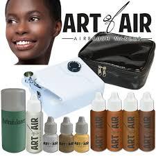 airbrush makeup kit for dark skin