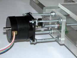 homemade diy cnc machine using stepper