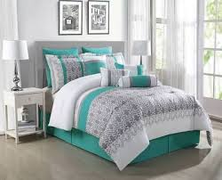 teal bedroom grey and teal bedding
