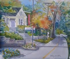 Hilary Griffin Fine Art - Watercolors, commissions, special projects