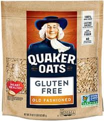quaker oats gluten free old fashioned