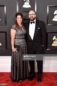 Mix engineer Adam Hawkins and guest attend The 59th GRAMMY Awards at...  News Photo - Getty Images